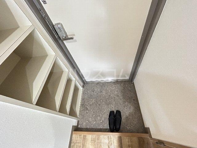 グレーシー西ノ京 407号室の風呂