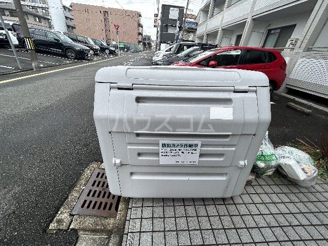 グレーシー西ノ京 407号室の居室