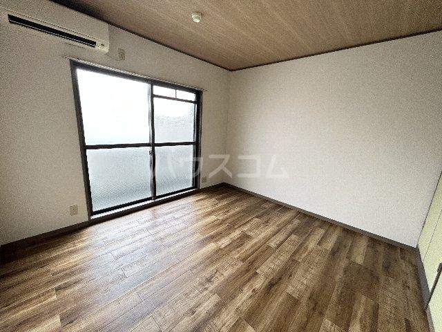 グレーシー西ノ京 407号室のキッチン