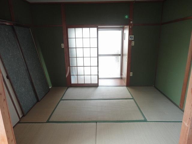 富貴ハイツ 201号室の居室