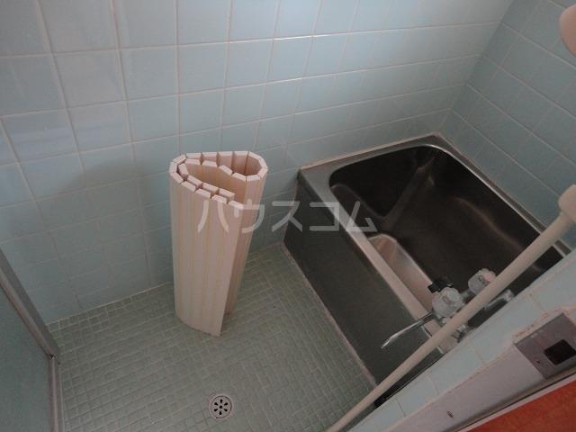 富貴ハイツ 201号室の風呂