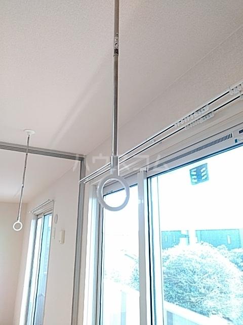 セジュールブリエ 201号室の設備