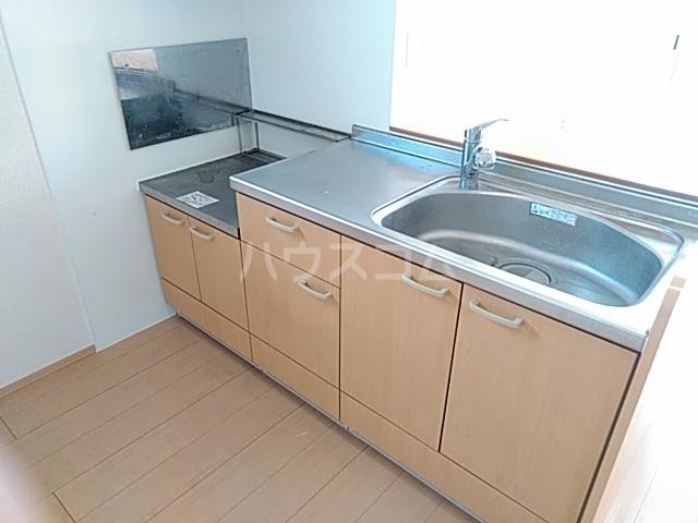セジュールブリエ 201号室のキッチン