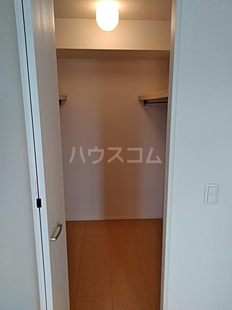 マジェスティックアン Ⅰ 302号室の収納