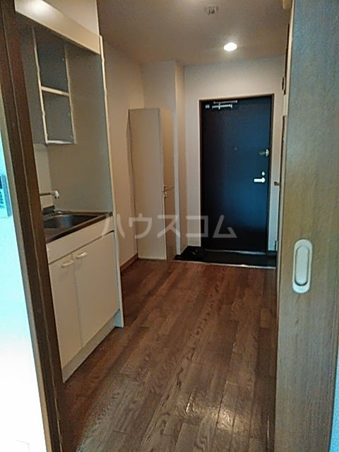 キャピタルミサト 106号室のキッチン