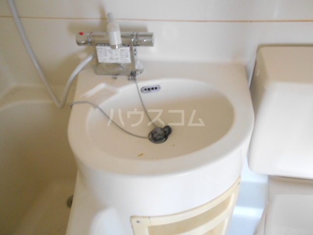 第28長栄四条SKハイツ 401号室の洗面所