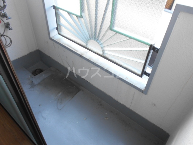 第28長栄四条SKハイツ 401号室のバルコニー