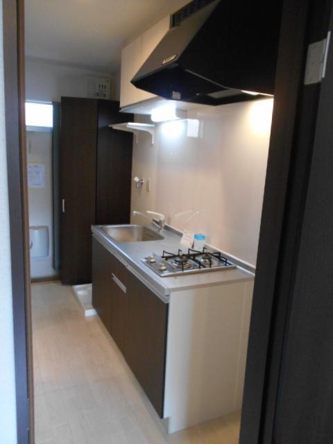 VIVRE 103号室のキッチン
