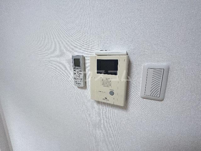 グランレブリー桂PARTⅢ 102号室のセキュリティ