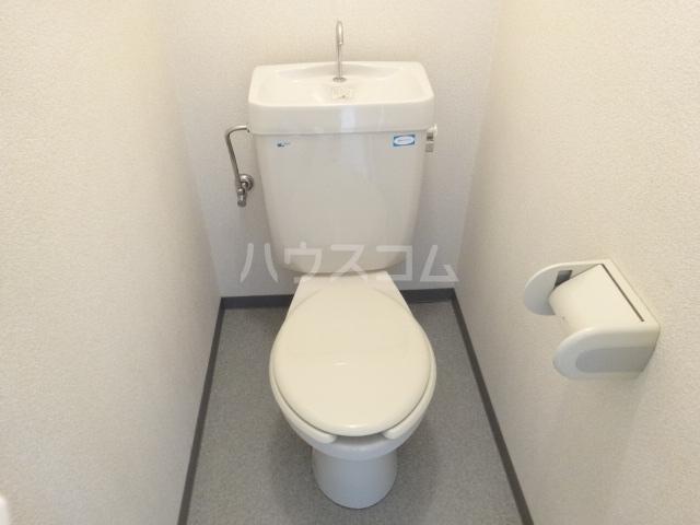 あすなろハイツ 303号室のトイレ