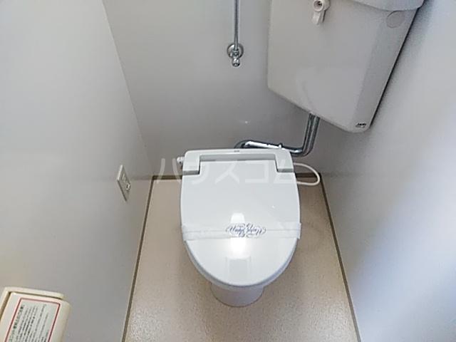 サーティフル新二条 302号室のトイレ