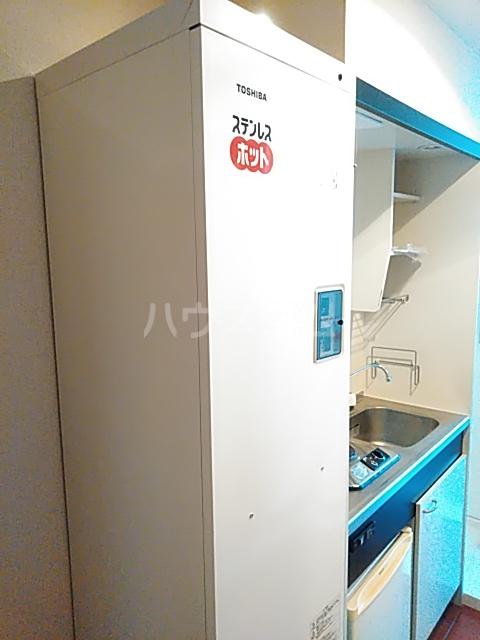 サーティフル新二条 302号室の設備