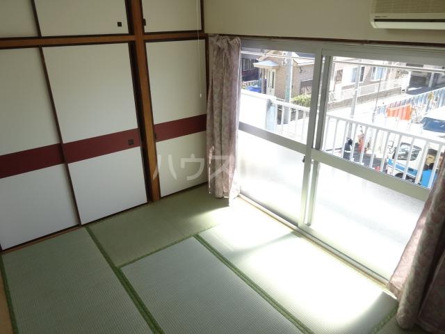 富士美ハイツ 204号室の居室