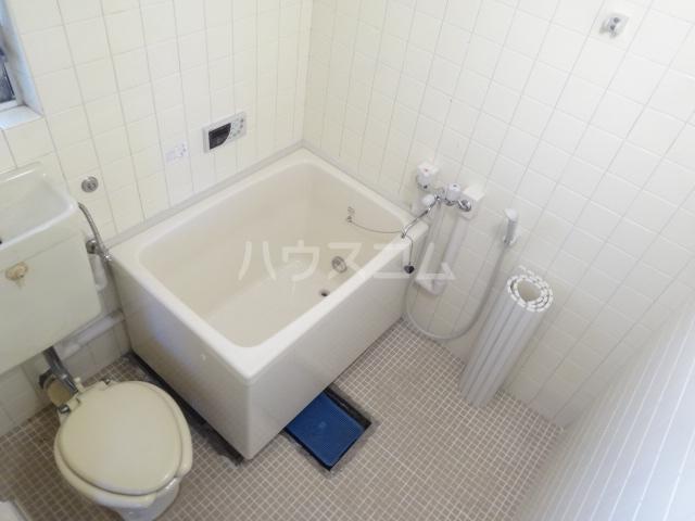 富士美ハイツ 204号室のトイレ