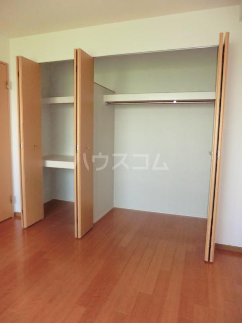ディアメゾンM 207号室の収納