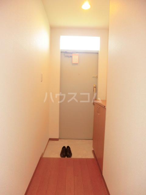 ディアメゾンM 207号室の玄関