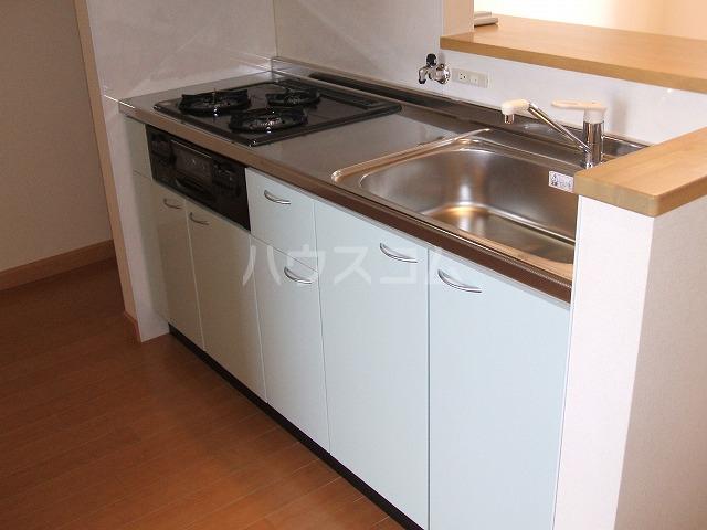 LIVRE 1 201号室のキッチン
