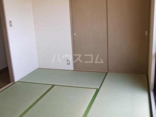 デイスターS 205号室の居室