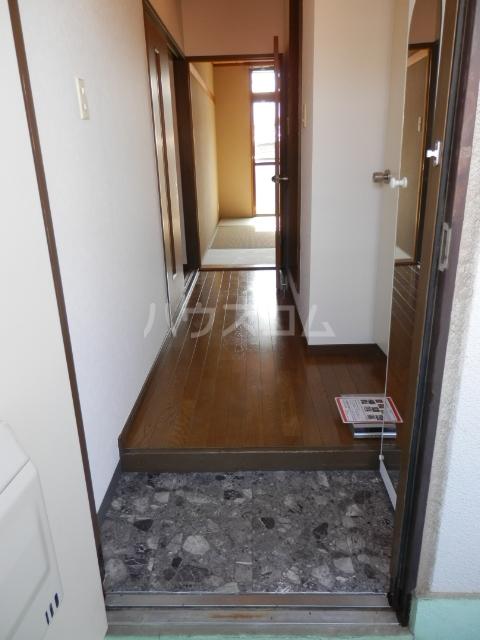 リトルハピネスナカムラ 202号室の玄関