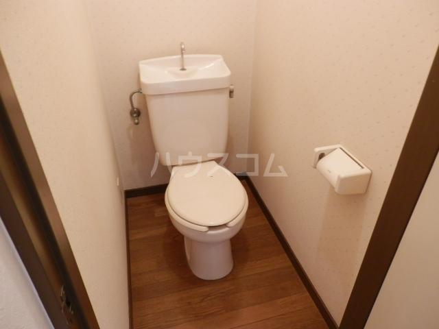 リトルハピネスナカムラ 202号室のトイレ