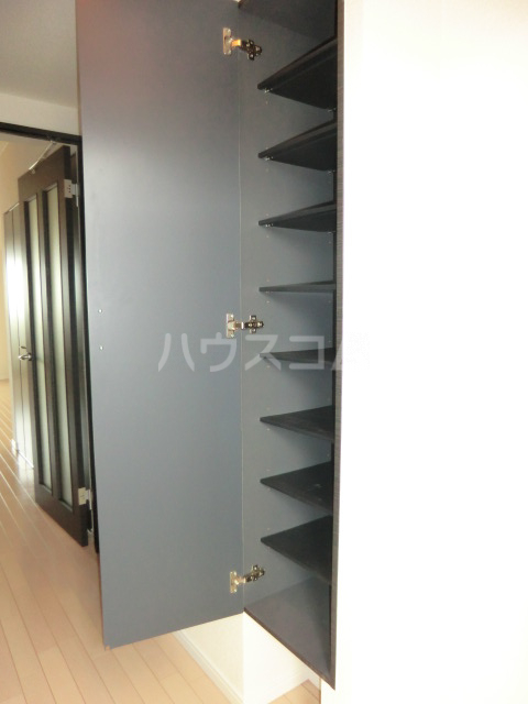 エミネンスコート 207号室の玄関