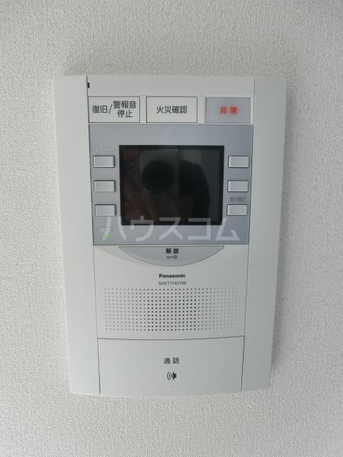 アステリ鶴舞エーナ 201号室のセキュリティ