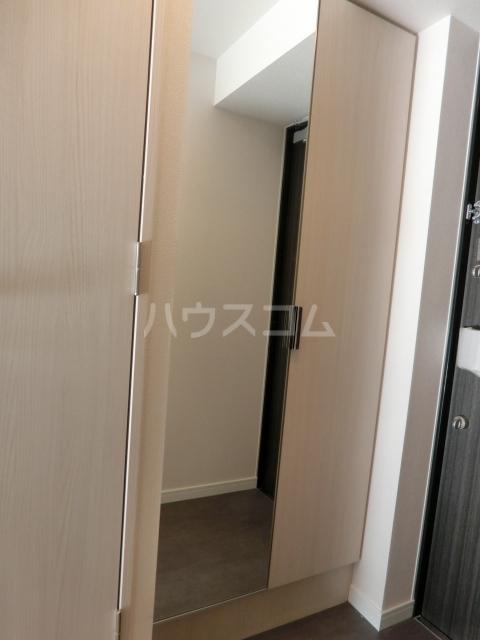 アステリ鶴舞エーナ 201号室の収納