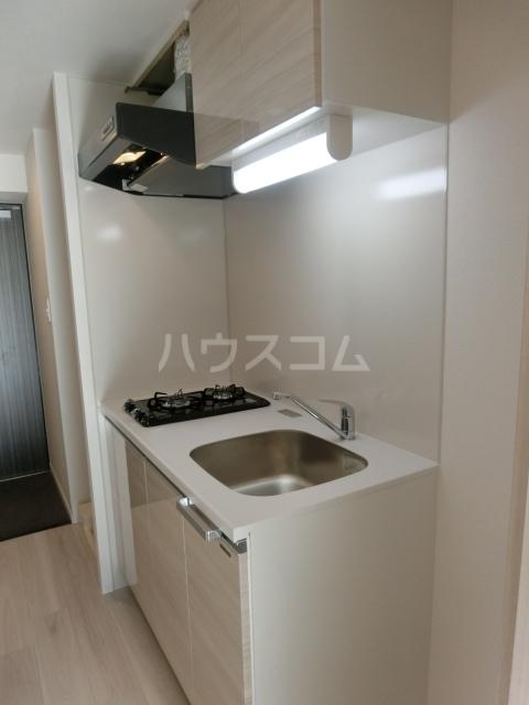 アステリ鶴舞エーナ 201号室のキッチン