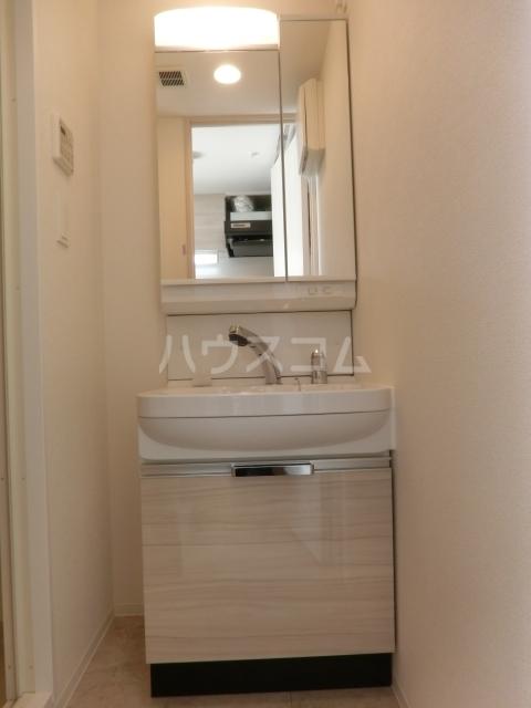 アステリ鶴舞エーナ 201号室の洗面所