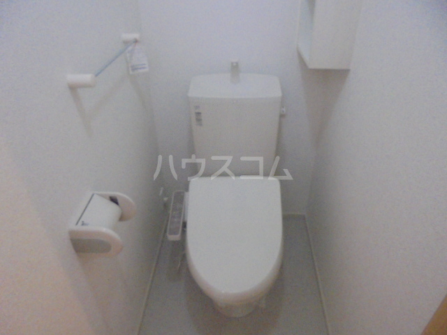 リビエスタⅡ 01010号室のトイレ