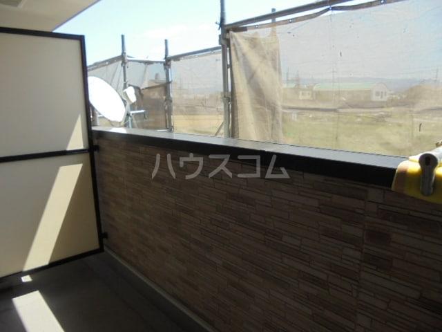 メゾン・エトワールⅡ 02020号室のバルコニー