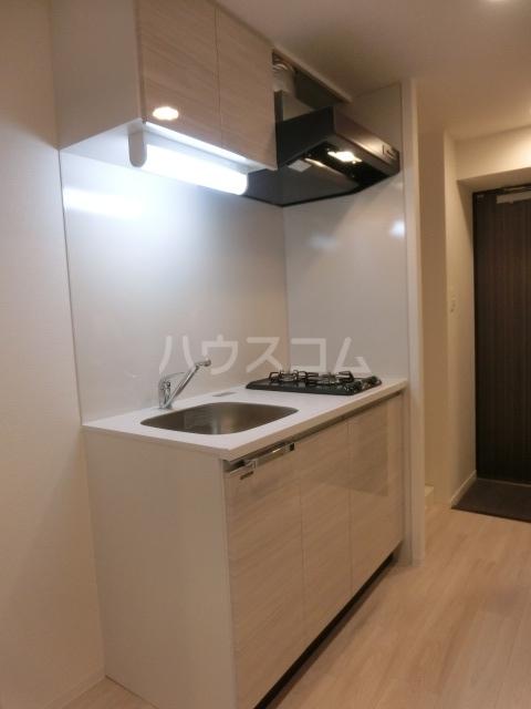 アステリ鶴舞エーナ 205号室のキッチン