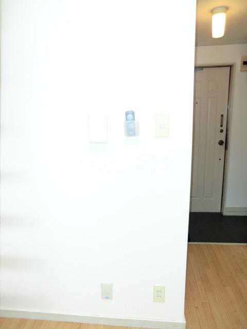 マザーグース 101号室のセキュリティ