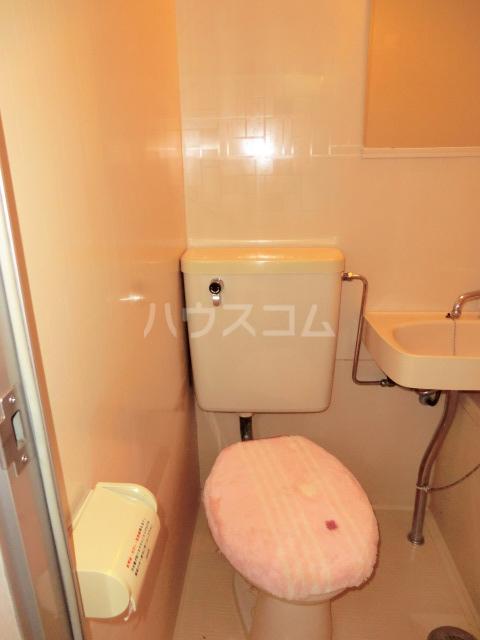 マザーグース 101号室のトイレ