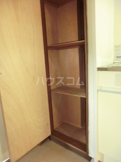 ヴィラR・Y 2E号室の収納