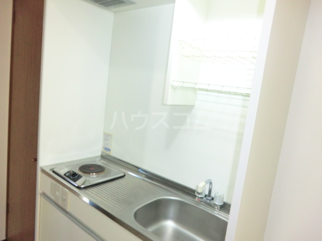 ヴィラR・Y 2E号室のキッチン