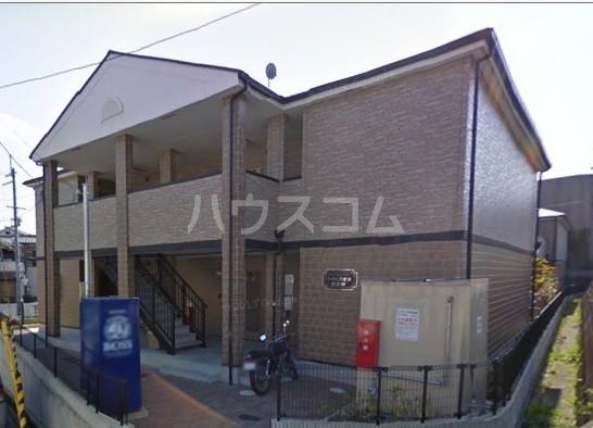ラパス高倉台Ⅱ番館外観写真