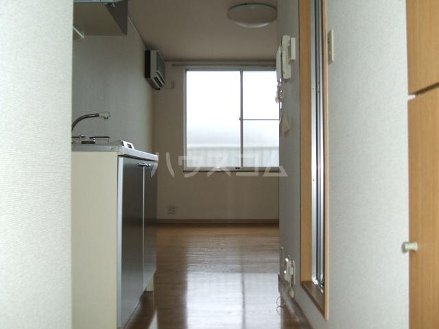 メゾン・ド・アム 107号室の景色