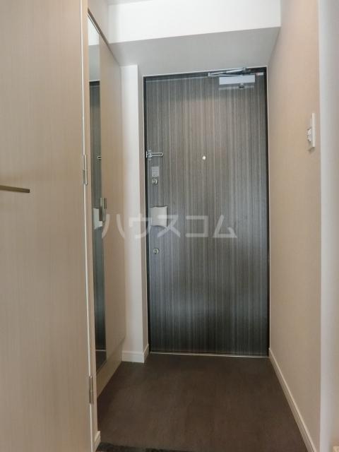 アステリ鶴舞エーナ 206号室の玄関