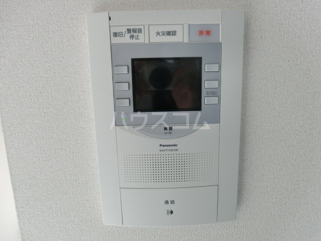 アステリ鶴舞エーナ 206号室のセキュリティ
