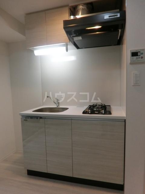 アステリ鶴舞エーナ 206号室のキッチン