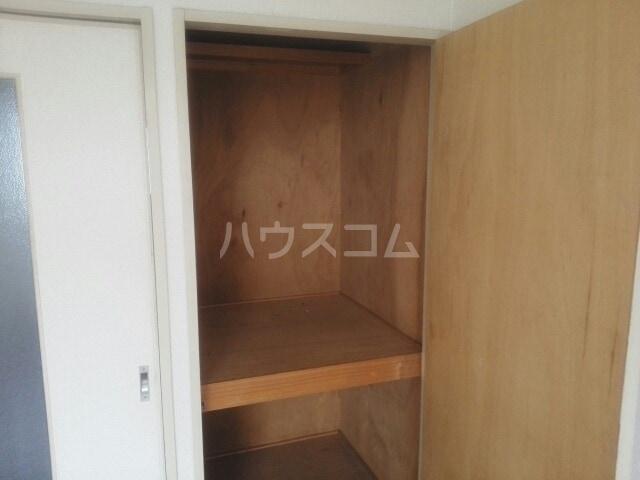 グランパス21 01010号室の収納