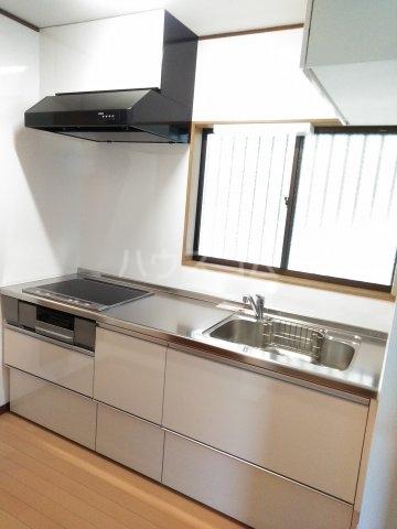 パンション 102号室のキッチン