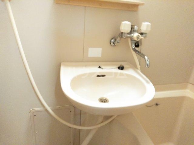 パンション 102号室のトイレ