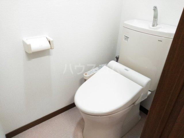 パンション 102号室の洗面所
