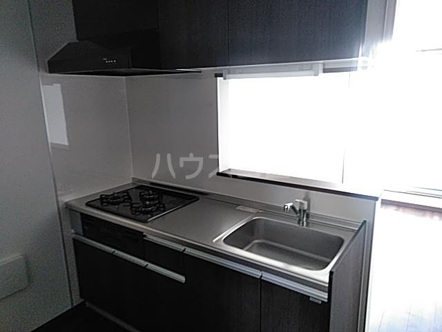 サニーフラット西大宮 101号室のキッチン