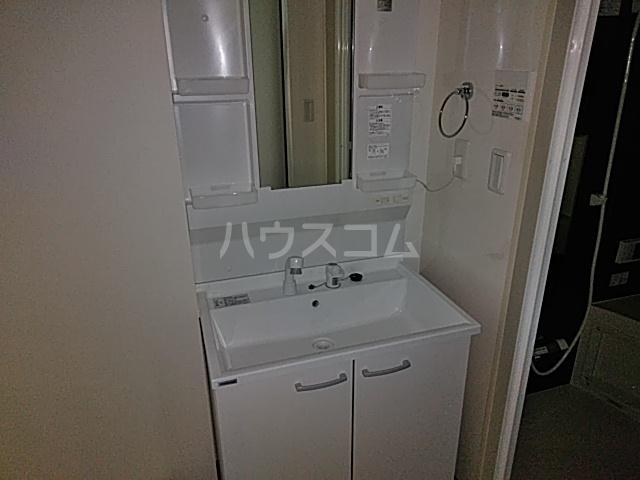 サニーフラット西大宮 101号室の洗面所