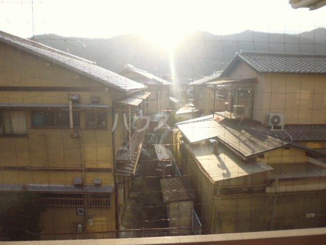 ハーベストハウス嵐山 103号室の景色