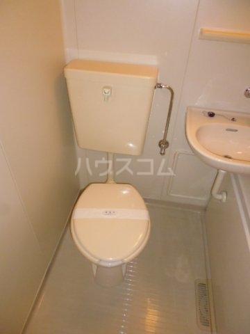 ハーベストハウス嵐山 103号室のトイレ