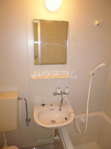 ハーベストハウス嵐山 103号室の洗面所